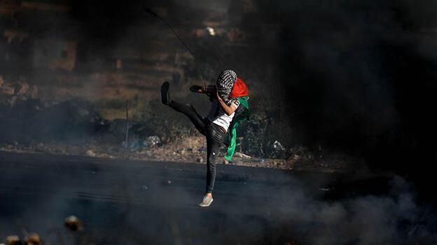 Son dakika... İsrail'den Gazze'ye destek gösterilerine saldırı! 100'ün üstünde yaralı