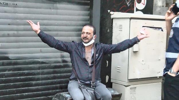 Taksim'de 10 bin doları gasbedilen Ummanlı turistin gözyaşları