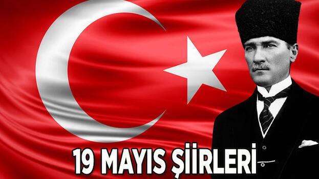 19 Mayıs şiirleri ( 1,2,3,4 kıtalık) 19 Mayıs Atatürk'ü Anma, Gençlik ve Spor Bayramı şiirleri!