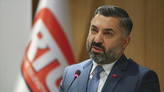 RTÜK Başkanı Şahin'den flaş açıklama: En kibar tabirle aymazlıktır