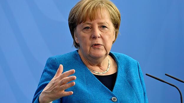 Son dakika... Almanya Başbakanı Merkel, İsrail Başbakanı Netanyahu ile görüştü!