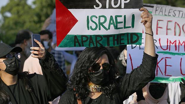 Son dakika... Pakistan'dan İsrail'e kınama!