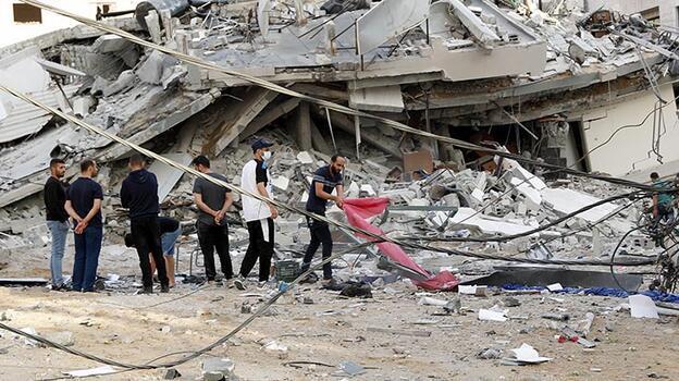 Son dakika... ABD'li Yahudi sivil toplum örgütlerinden Filistinlilere destek!