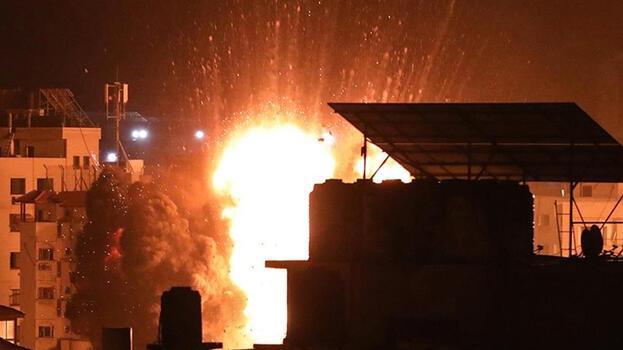 İsrail'in saldırıları devam etti