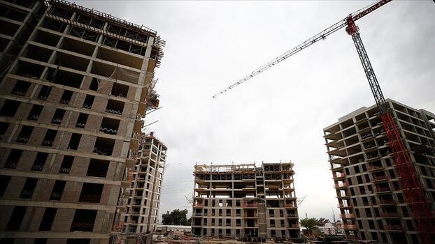 Belediyelerin yapı ruhsatı verdiği bina sayısı 3 ayda yüzde 131,8 arttı