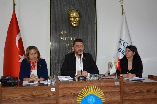 Korkuteli Belediyesi'nde mayıs meclisi