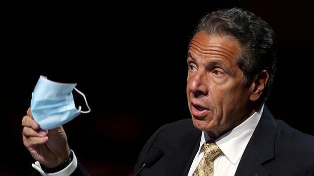 New York Valisi koronavirüs kitabından 5 milyon dolar kazandı