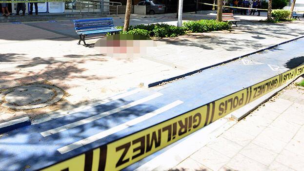 Sokak ortasında dehşet! Yürürken bacaklarından vuruldu