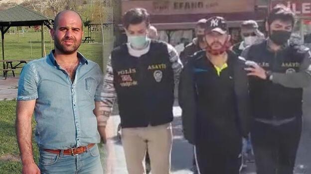 Husumetlisini öldüren şüpheli tutuklandı