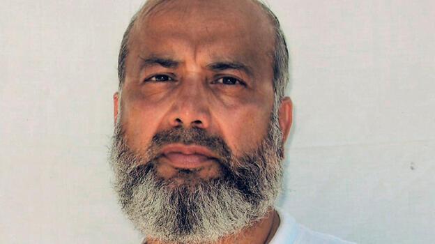 Guantanamo'nun en yaşlı mahkumu salıveriliyor