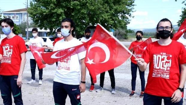 Bursa Büyükşehir Belediyesi 19 Mayıs etkinliklerine Gölyazı'da başladı