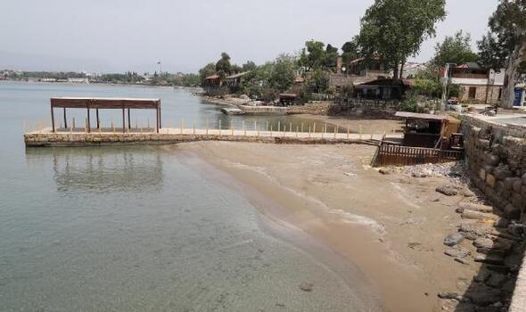 Manavgat Belediyesi'nden Side'ye Nar Beach
