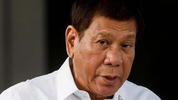 Duterte bakanlarının konuşmasını yasakladı