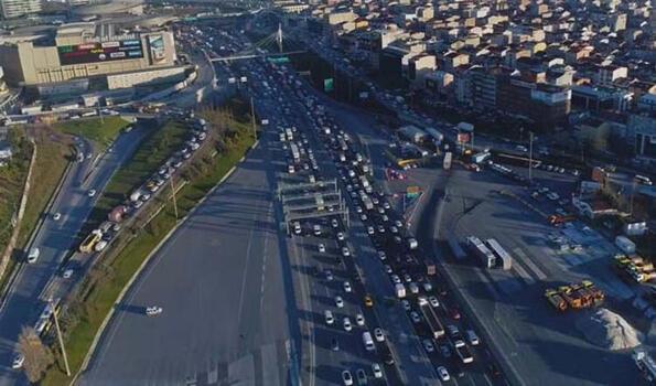 Bakan güzel haberi duyurdu: Mahmutbey trafiğini rahatlatacak