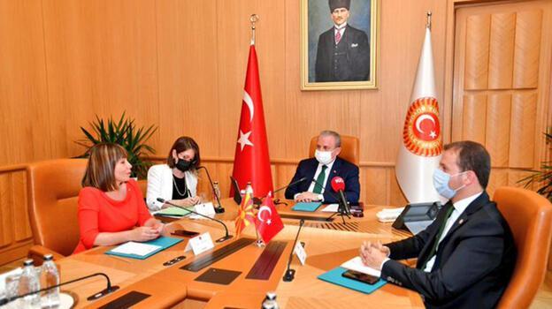 Türkiye ile Kuzey Makedonya arasında kritik görüşme