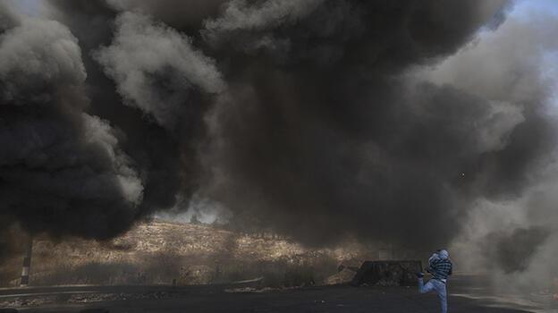 Son dakika... İsrail, Gazze'nin bombalandığı fotoğrafı Kur'an'dan sureyle paylaştı