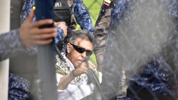 Son dakika... FARC'ın sembol ismi Santrich'in öldürüldüğü iddia edildi!