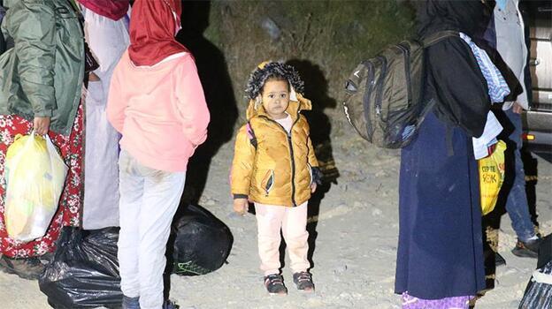 Bodrum'da 10 düzensiz göçmen yakalandı