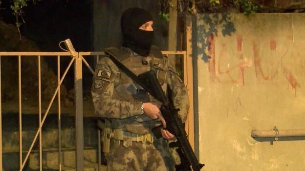 Son dakika! İstanbul'da operasyon: Gözaltılar var