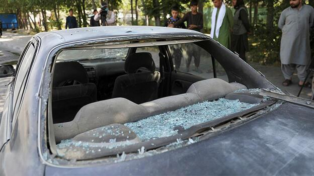 Afganistan'da bombalı saldırı! 6 güvenlik görevlisi hayatını kaybetti