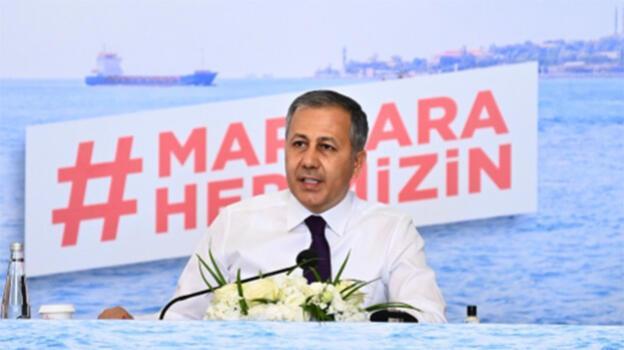 İstanbul için kritik toplantı! Vali Yerlikaya duyurdu