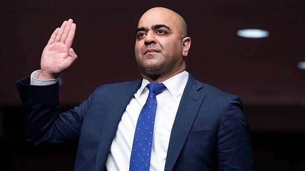ABD'de Senato tarafından atanan ilk Müslüman bölge yargıcı!