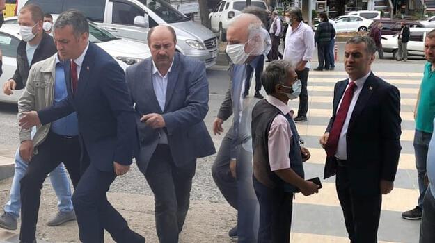 Son dakika...Yomra Belediye Başkanı Mustafa Bıyık'a silahlı saldırı