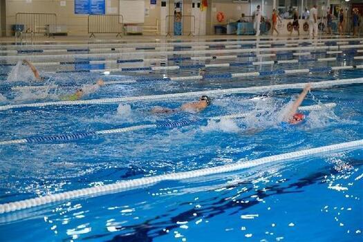 Türkiye Yüzme Şampiyonası ön eleme yarışmaları Alanya'da