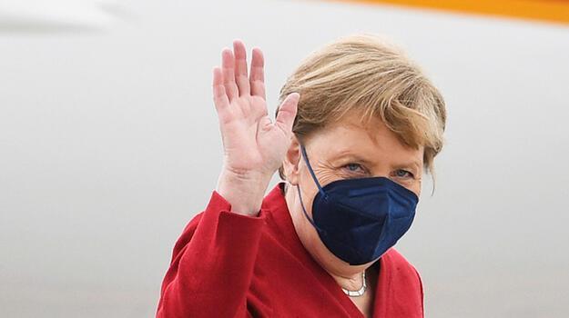 Merkel, G7 Zirvesi'nde Kovid-19'e karşı aşılamada 'çok iyi sonuçlar elde etmeyi umuyorum' dedi