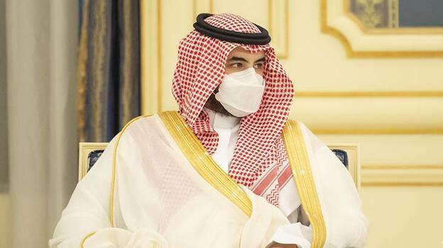 Sisi, Suudi Arabistan Veliaht Prensi bin Selman ile görüştü