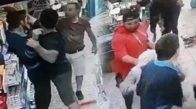 İzmir'de markette dehşet! Kasiyer müşteriye kızdı, tabancayla ateş açtı
