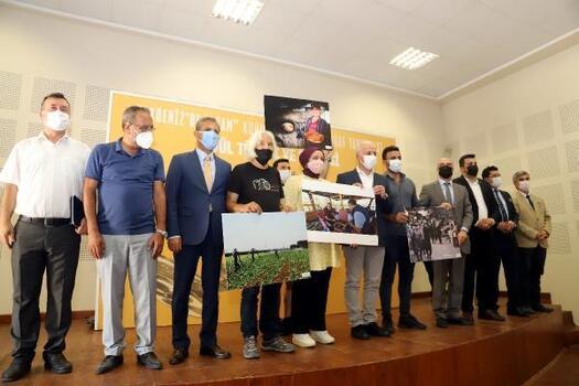Akdeniz'i fotoğrafladılar, ödüllerini aldılar