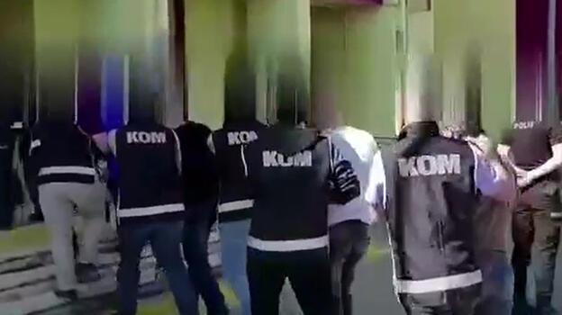 Çorum'da suç örgütü operasyonunda 10 tutuklama