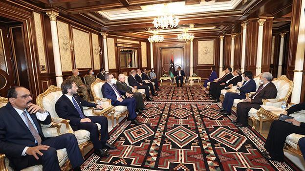 Libya Başkanlık Konseyi Başkanı'ndan Türkiye açıklaması