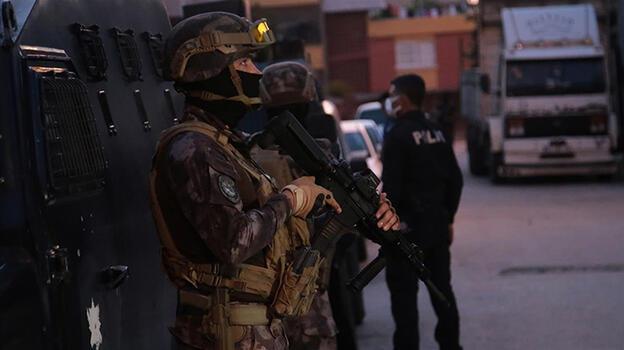Terör örgütü PKK'ya operasyon! 4 kişi tutuklandı