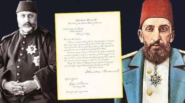 Kayıp 'sultan mektupları'nda dikkat çeken iddia! ABD başkanları...