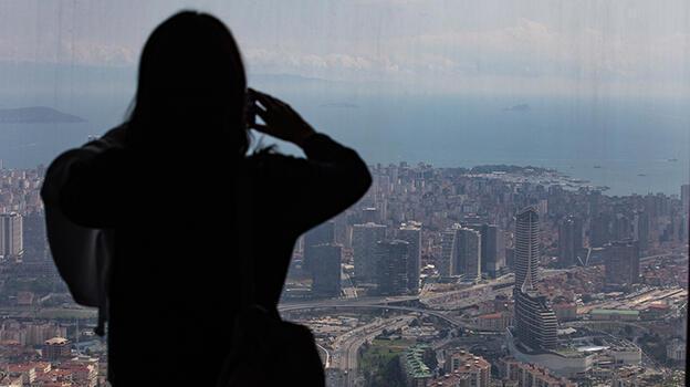 İstanbul'a tepeden bakmak! CNN Türk, Ulaştırma Bakanı ile Çamlıca Kulesi'nde