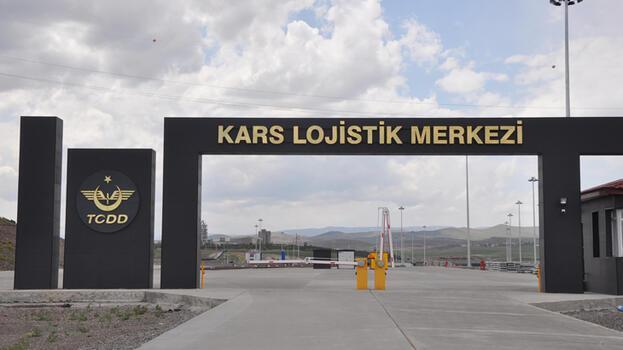 BTK'nın önemli ayağı Kars Lojistik Merkezi'nde gümrükleme işlemi başlıyor