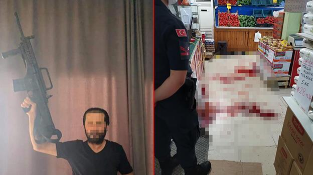 Konya'da markette dehşet! Dünürlerine ateş açtı, ölü ve yaralılar var