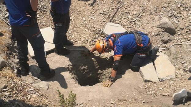 Aydın'da kuyuda kaçak kazı yaparken zehirlendiği öne sürülen kişi öldü
