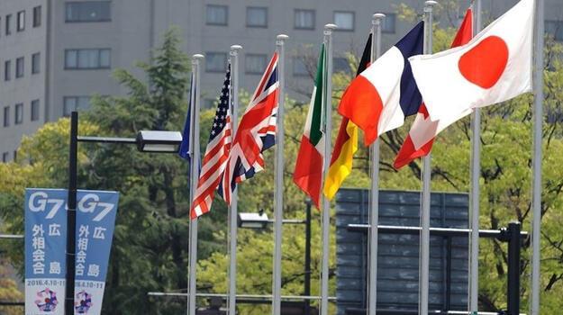 G7'den DSÖ'ye COVID-19'un kökenlerini soruşturma çağrısı