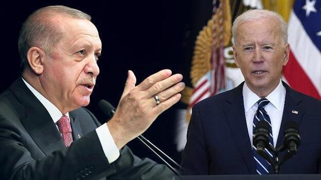 Son dakika... Beyaz Saray: Biden ve Erdoğan, Suriye ve Libya'yı görüşecek