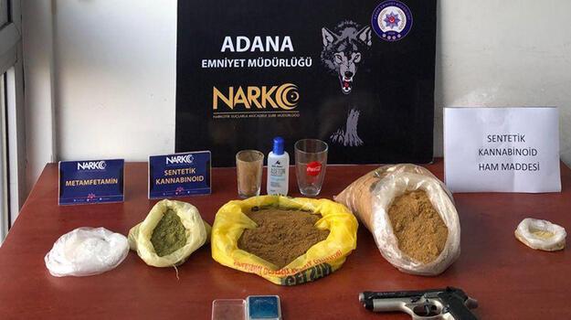 Adana'da torbacı operasyonları! 7 kişi tutuklandı