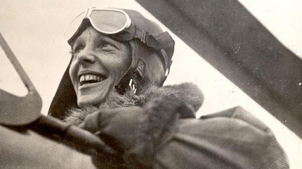 Tarihe iz bırakan kadınlar: Amelia Earhart