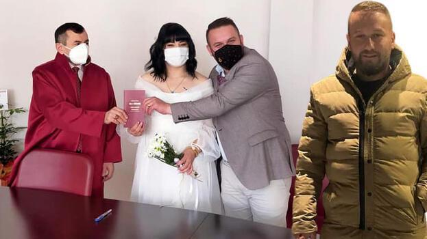 10 gün sonra düğün verdi! Damattan acı haber