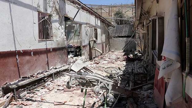 İngiltere Afrin'deki hastane saldırısını kınadı