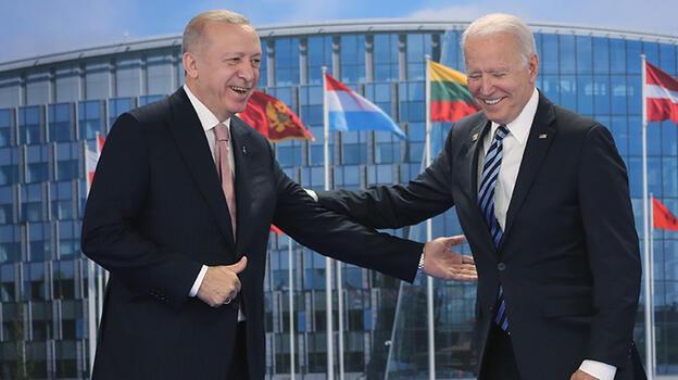 Biden'dan Erdoğan'la yaptığı görüşme sonrası ilk açıklama