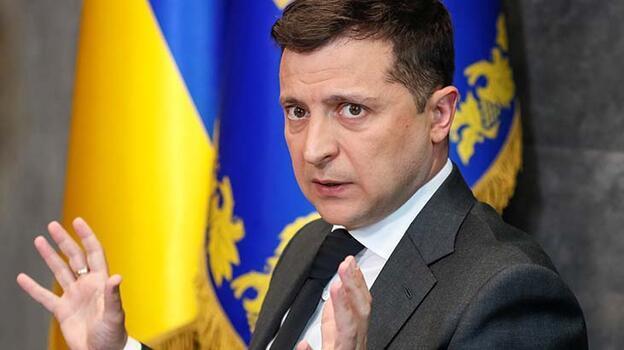Son dakika... Ukrayna liderinden NATO açıklaması! Biden yanıt verdi