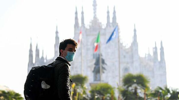 İtalya'da günlük ölüm ve vaka sayılarındaki düşüş sürüyor
