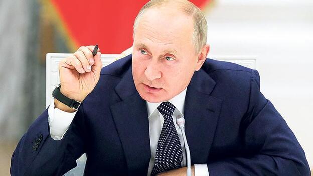 Putin sert çıktı: Batı'nın eleştirileri 'iki yüzlü'